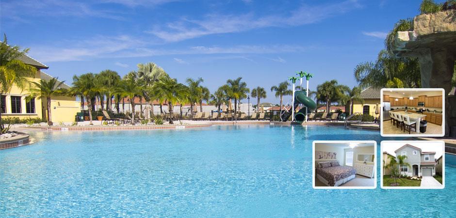 Paradise Palms Resort Orlando Vacation Homes